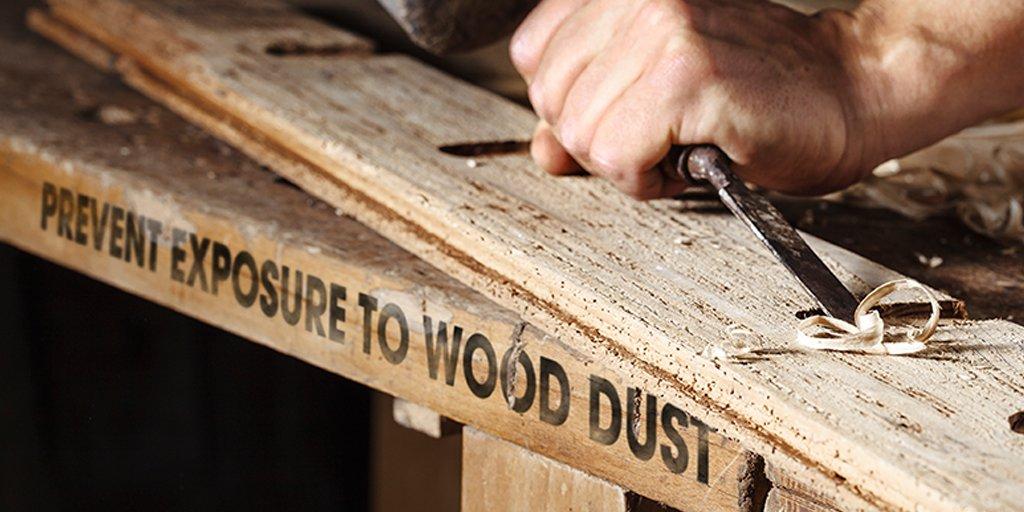 Prevent Exposure to Wood Dust