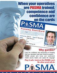 PASMA Training courses